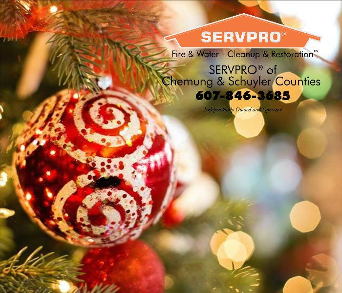 Community MERRY CHRISTMAS from SERVPRO of Chemung & Schuyler Counties