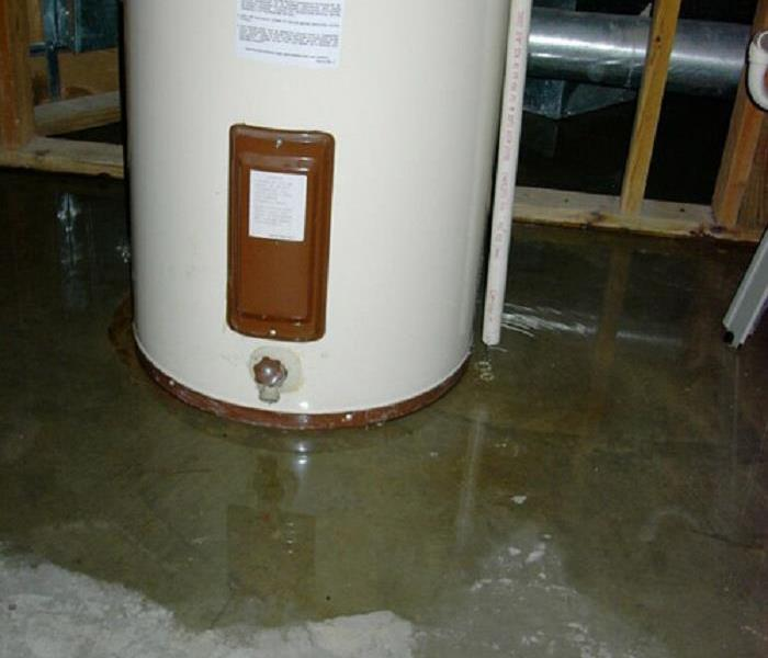 Water Damage What to Do When Your Hot Water Heater is Leaking by SERVPRO of Chemung & Schuyler Counties