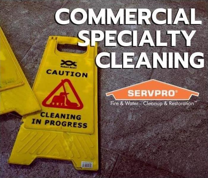 Commercial Steps to Clean Up After a Major Renovation