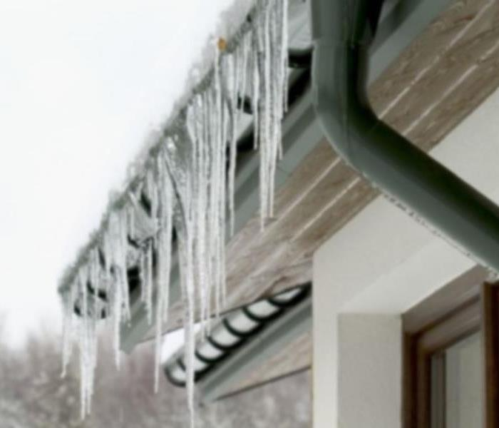 Storm Damage Ice Dam Signs and Prevention from SERVPRO of Chemung & Schuyler Counties