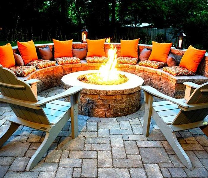 Fire Damage Will My Fire Pit Affect My Homeowners Insurance? By SERVPRO of Chemung & Shcuyler Counties.