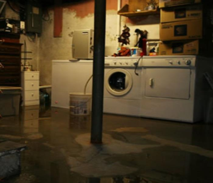 Water Damage How to Avoid a Flooded Basement by SERVPRO of Chemung & Schuyler Counties