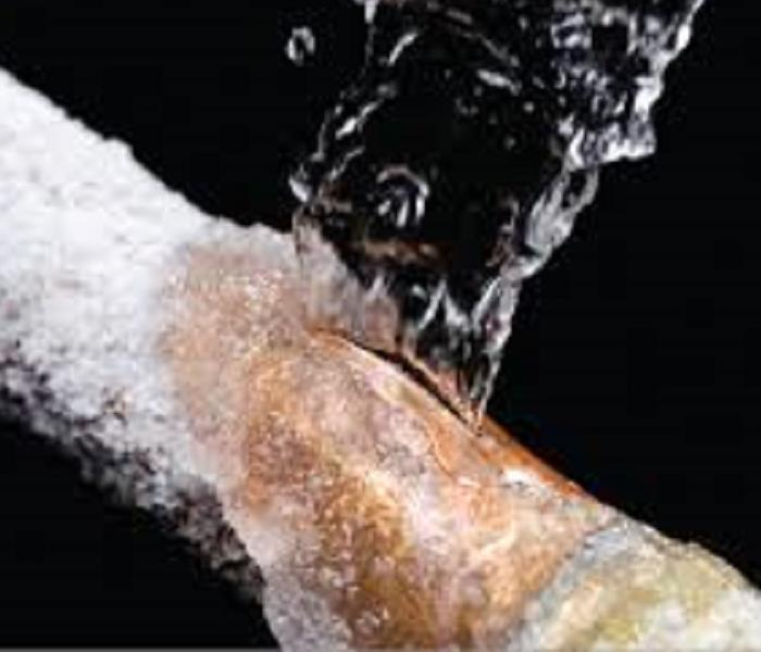 Storm Damage Winter is coming! Here are some ways you can prevent frozen pipes! by SERVPRO of Chemung & Schuyler Counties
