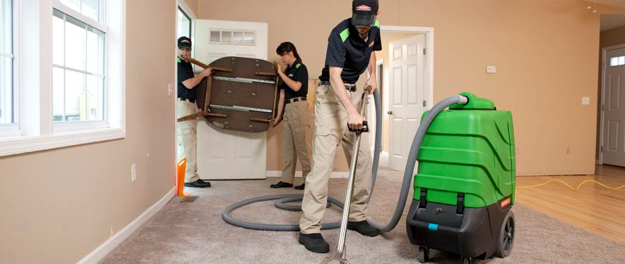 Elmira, NY residential restoration cleaning